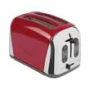Prestige Deco 2 Slice Red Toaster