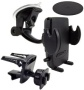 Arkon Travelmount Windshield/Dashboard/Removable Air Vent Mount with Mega-Grip Smartphone Holder