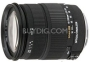 Sigma Wide Angle Zoom 18-200mm f3.5-6.3 DC OS (Optical Stabilizer) Lens for EOS DSLRs