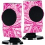 Universal Speakers (Neo Paisley Pink) - MACBETH COLLECTION