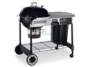 Weber Performer Charcoal Grill Dark 848001 Blue
