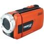 Coleman Trek CVW16HD-O 1080p Full HD Digital Waterproof Video Camera with 1x Optical Zoom with 3.0-Inch LCD Screen (Orange)