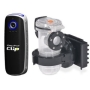Easy Shot Clip Ultra Mini Digital Video Camera & Waterproof Housing with Extra Mounts