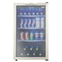 Kenmore 126 Can Beverage Center Compact Refrigerator (9910)