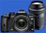 Olympus E 520 + 14-42mm f/3.5-5.6 + 70-300mm f/4.0-5.6