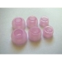 Pink Replacement Silicone Sleeves for In-ear Earbuds Headphones Earphones