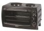 IGENIX IG7420 42 LITRE MINI OVEN WITH DOUBLE HOTPLATES