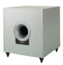 "E-10DS 10"" 100w SUBWOOFER (SILVER)"