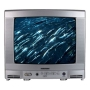 "13"" Direct View TV (13"" - ATSC - 181 Channels - 4:3 - HDTV)"