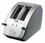 T-Fal TL6802002 Black 4-Slice Digital Toaster