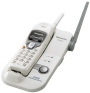 Panasonic KX-TG2205W Cordless Telephone