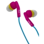 IP-Passion Earphone (Stereo - Pink Passion - Wired - Earbud - Binaural - Open)