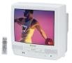 "Panasonic PV-C2033W 20"" Mono TV / 2-Head Mono VCR Combination (White)"