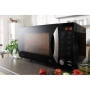 Daewoo Black Touch Control Microwave