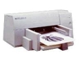 HP DeskWriter 660c - Printer - colour - ink-jet - Legal - 600 dpi x 600 dpi - up to 4 ppm - capacity: 100 sheets - serial