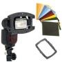 Lastolite Strobo Gel Starter Kit with Direct To Flashgun Bracket