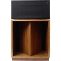 Klipsch La Scala II Three-Way Horn-Loaded Loudspeaker, Subwoofer, and 2-Inch Composite Cone (Single, Walnut)