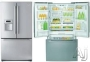 LG Bottom Freezer Refrigerator LRFD25850