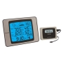 Taylor 1528 Wireless Indoor/Outdoor Weather Station
