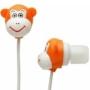 Monkey Zoo Ear Buds
