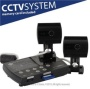 GET CCTV System with DVR (Twin Black & White Camera)