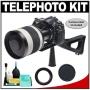 Rokinon 800mm Mirror Lens for Pentax Mount