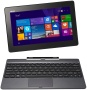 "ASUS Transformer Book 10.1"" Detachable 2-in-1 Touchscreen Laptop, 64GB (Red, T100TA-C1-RD)  - Free Windows 10 Upgrade"