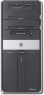 HP Pavilion M9360F Desktop PC (2.50 GHz Intel Core 2 Quad Processor Q9300, 8 GB RAM, 1 TB Hard Drive, Blu Ray Drive, Vista Premium)