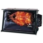 Ronco Showtime Pro Rotisserie BBQ Oven (Black)