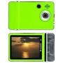 """XO Vision Ematic Video/MP3 Player - 2.4"""" LCD w/5MP Camera (Green)"""