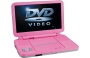 Bush 10in Portable DVD Player - Pink