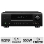 AVR-1312 5.1-Channel AV Surround Receiver