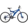 Raleigh Rewind 26 Inch Dual Suspension Mountain Bike - Mens