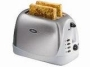 Oster 6184 2 slice Inspire toaster in brushed stainless.