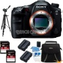 Sony Alpha SLT-A99V 24.3 MP SLR Digital Camera + Sony 24-70 f2.8 Lens