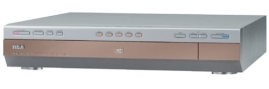 RCA DRC510N 5-Disc Progressive-Scan DVD Player