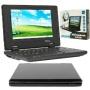 Trademark Global 72-80211 Mini Notebook Computer W/ Windows Ce Wifi And 7 Inch Display