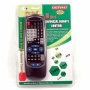 Universal Remote Control - 6 in 1 - For TV DVDS & Cable