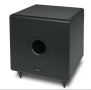 "KLH SL-1000 10"" Downfiring 100 Watt Power Subwoofer(Black)"