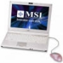 MSI PR210-BLUE 1.7 GHz AMD Athlon 64 X2 Laptop