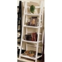 LADDER - Leaning Storage / Display Shelves - White