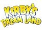 Kirby's Dream Land- 3DS