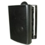 Choice Select Indoor/Outdoor Weather Resistant Speaker, 6.5in Woofer, Black, pair