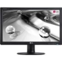 "24"""" Wide LCD Black Monitor"
