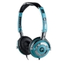 QOOpro LowRider Super Bass Stereo Headphone Color: Blue
