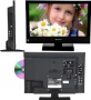 "Sansui SLEDVD196 19"" Black LED TV"