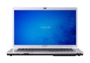 "VAIO FW275J/H 16.4"" Notebook - Intel Core 2 Duo P8400 2.26 GHz - Titanium Gray (1600 x 900 WSXGA Display - 4 GB RAM - 320 GB HDD - Blu-ray Writer - In"