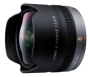 Panasonic Lumix G Fisheye 8mm f/3.5 (H-F008) Lens