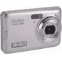 Vivitar Vivicam X029 Camera Silver 10MP Digital Zoom 2.4LCD 720p HD
