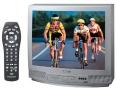 Panasonic CT-27DC50 27 in Combo CRT TV